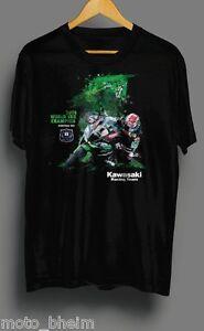 Kawasaki Shirt Jonathan Rea 2016 SBK World Champion Weltmeister original