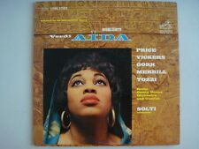 RCA VICTOR LSC-2616, Verdi AIDA, SOLTI, conducts. Includes Lyrics, Itali/English