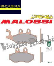11538 PASTILLA DE FRENO MALOSSI MHR SYNT DELANTEROS GILERA RUNNER VX 125 4T LC