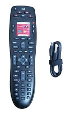 Logitech Harmony 665 10 Devices Universal Advanced Backlit Remote Control Black