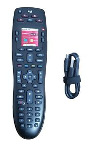 Logitech Harmony 665 10-Device Universal Backlit Remote Control 915-000293 Cable