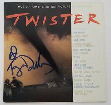 Tanya Donelly Signed Twister Soundtrack OST CD Booklet Belly Singer LEGEND RAD