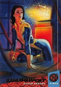 SHADOWCAT / X-Men Fleer Ultra 1994 BASE Trading Card #19