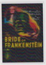 SDCC 2011 EXCLUSIVE BRIDE OF FRANKENSTEIN SAN SIEGO 3D LENTICULAR TRADING CARD