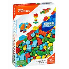 Mega Bloks Construx Bausteine-Set 1 (240 Teile)