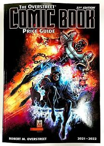 2021 OVERSTREET COMIC BOOK PRICE GUIDE VOL 51 SC STATIC HARDWARE Softcover NEW
