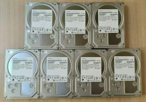 "7x Hitachi 2TB,Internal,7200 RPM 3.5"") (HUA722020ALA330) Desktop HDD 14TB Total"