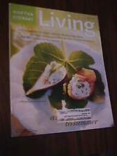 Martha Stewart Living June 2004 Cheery Decorating Ideas Roses Cookie of Month
