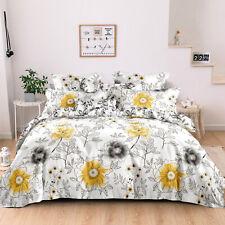 All Size Bed Ultra Soft Quilt Duvet Doona Cover Set Bedding Pillowcase Waltz For