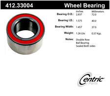 Wheel Bearing-Premium Bearings Front Centric 412.33004