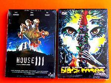 BLACK ROSES / HOUSE III - TERROR DE LOS 80 - Precintada