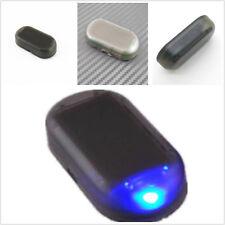Car Solar energy Simulation Alarm Security Warning Prompt Theft Flash LED Light
