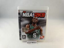 NBA 2K9 2009 09 BASKET - SONY PS3 PLAYSTATION 3 - PAL ITA ITALIANO - COMPLETO