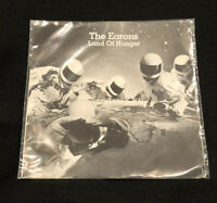 THE EARONS Land of Hunger Promo Copy 1984 45 Island Record Album