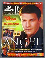 Buffy the Vampire Slayer Magazine #6 February 2003 David Boreanaz Angel Special