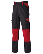 Dickies Mens Everyday Workwear Trouser Combat Knee Pocket Cargo Work Pants Tall