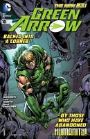 DC Comics the green arrow # 10 MIXED ISSUES  Bundle