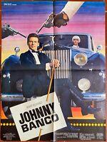 Plakat Johnny Banco Horst Buchholz Sylva Koscina Automobil Rolls-Royce 60x80cm