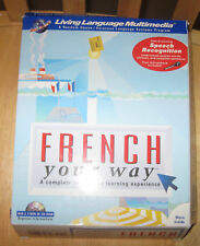 French Your Way Cd-Rom With User'S Manual Only