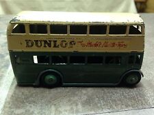 Dinky Toys #290  Dunlop London Double Decker BUS