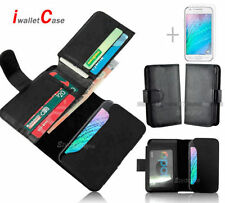 Synthetic Leather Universal Mobile Phone Wallet Cases for Huawei