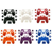 For PS4 Slim Controller JDM040 Housing Shell Handle Faceplate Cover Gamepad Case