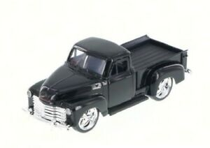 JADA 1953 Chevy Pickup Truck Just Trucks 1/32 scale Diecast Car 97007 Black