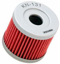 K&N OIL FILTER KN-131 SUZUKI UX125/150 UH125/200 AN400 GZ125 HYOSUNG GV250 GT250