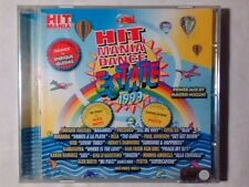 CD HIT MANIA DANCE ESTATE 1999 PREZIOSO GIGI D'AGOSTINO NEJA SOUNDLOVERS MIRANDA
