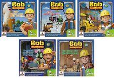 5 CDs * BOB DER BAUMEISTER - HÖRSPIEL / CD 6 - 10 IM SET - Toggolino # NEU OVP =