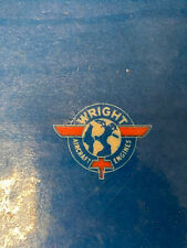 More details for cyclone power control, book from wright aeronautical corporation