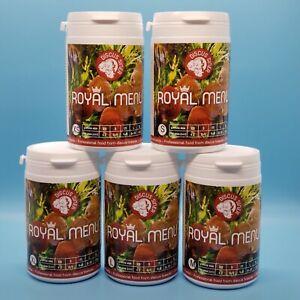 Royal Menu discus fish food-5 granule sizes-130g , 400g & 1kg-tropical, cichlids