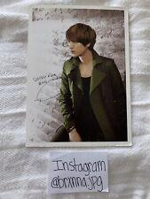 Super Junior 2012 Diary Kyuhyun Photocard Good Condition