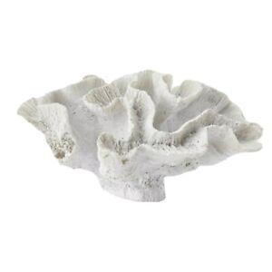 Luxury Faux Resin Coastal Sea Coral Sculpture Decor Ornament Display Decoration