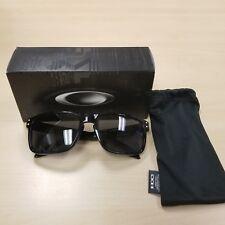 Oakley Holbrook Polished Black Sunglasses Blk Ird