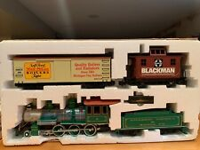 Weil McLain Bach Man The Master Railroad Train Set
