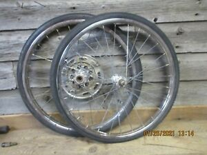 "1967 Green Schwinn Stingray Fastback s5 Tires n Rims 20"" Bicycle 5 Speed"