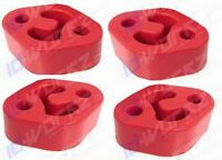 POWERFLEX EXHAUST MOUNT BUSHES X 4 TOYOTA STARLET GT TURBO EP82