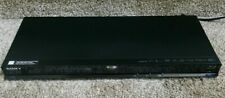 SONY MODEL BDP-X58 BLU-RAY 3D DISC DVD PLAYER HDMI with REMOTE