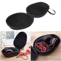 Portable Shockproof Earphone Bag Headphone Headset Carrying Case Storage Bag
