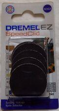 Dremel sc413 Ez Speedclic los discos de lijar 2615s413ja Grano 240 Dremel 413 Pack De 6