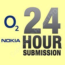 UNLOCKING For Nokia Lumia Unlock Code Service All Models O2 UK - VAT INC
