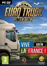 Euro Truck Simulator 2 - Vive La France! Add-On (PC DVD) NEW