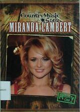 MIRANDA LAMBERT, 2011 BOOK