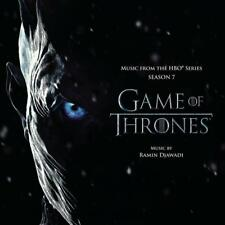 GAME OF THRONES SEASON 7 SOUNDTRACK Ramin Djawadi CD NEW