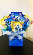 Oreo Assortment Variety Gift Basket Bag Candy Bouquet