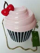 Kate Spade Magnolia Bakery Cupcake Clutch Purse Bag NWT