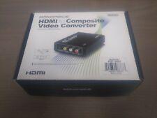 Monoprice MLKV381 - HDMI to Composite Video Converter