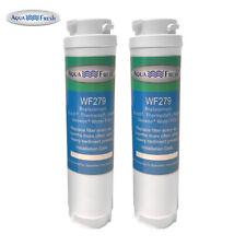 Aqua Fresh Replacement Water Filter - Fits Bosch 644845 Refrigerators (2 Pack)