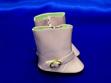 """Pink Galoshes Wellingtons Rain Boots Fits 18"""" American Girl Doll"""
